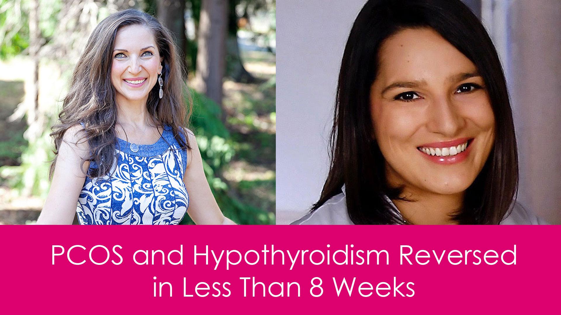 PCOS, hypothyroidism
