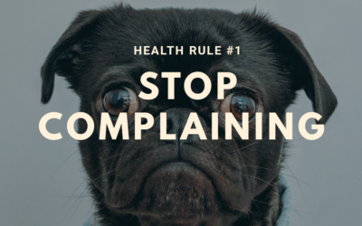 How Complaining Creates Hormone Imbalances