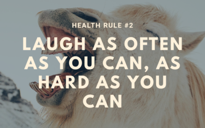 How Laughter Heals Hormones