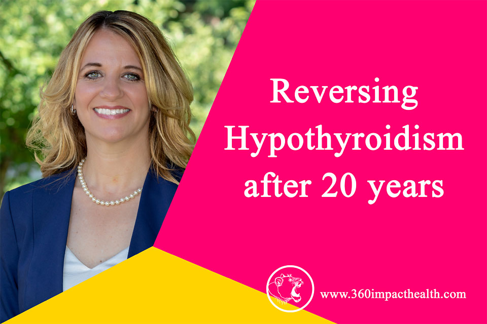 How Tammy Reversed Hypothyroidism in 3 months