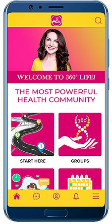 360 life app elena
