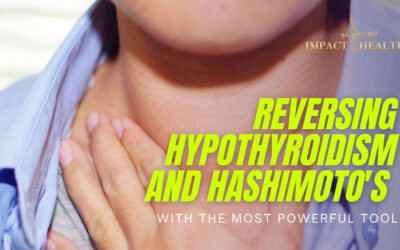 Reversing Hypothyroidism and Hashimoto's with the Most Powerful Tool