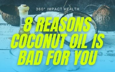 8 Reasons Coconut Oil is Bad For You