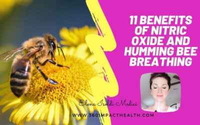 11 Powerful Health Benefits of Nitric Oxide and Humming Bee Breathing