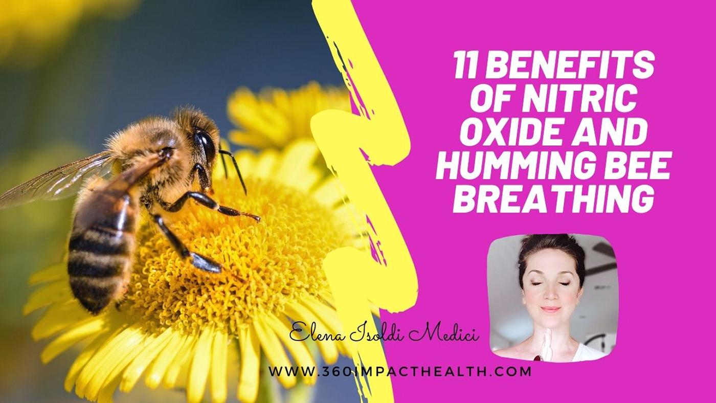 benefits nitric oxide