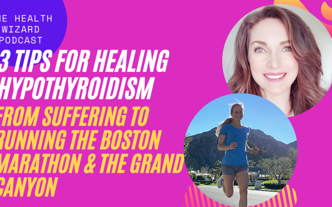 3 Powerful Tips for Healing Hypothyroidism Naturally