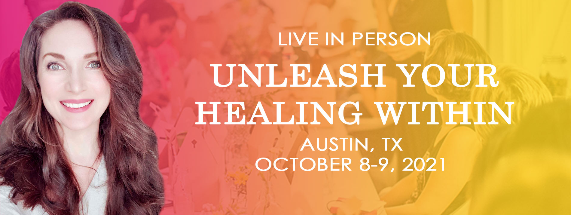 unleash your healing within cover